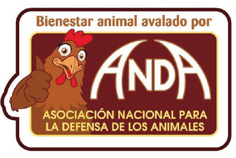 Sello ANDA Bienestar animal