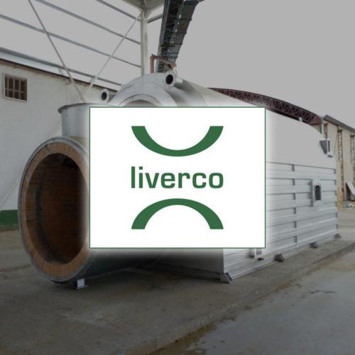 deshidratadora alfalfa liverco
