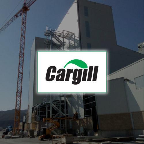 fabrica piensos premixes cargill