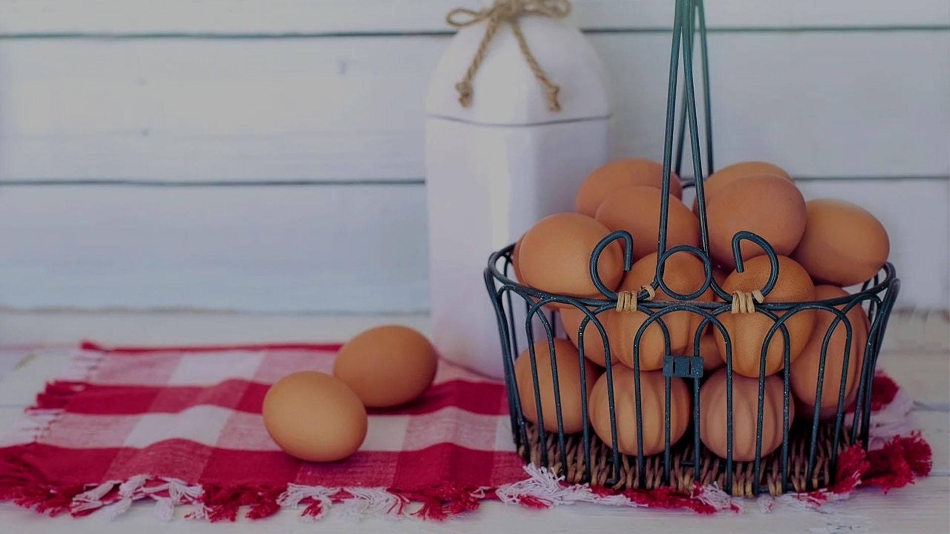Consejos para cocinar los huevos sin perder todos sus nutrientes